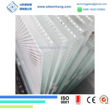 vidrio de la pantalla de seda de 10m m para la puerta deslizante de cristal