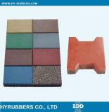 Игровая площадка на открытом воздухе резиновые плитки резиновый коврик