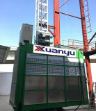 Sc Xuanyu Construction Hoist / Construction Site Rack and Pinion Elevator