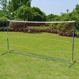Filet de badminton de plein air sur la vente ou le parc jardin personnel