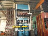 EVA/Espuma de polietileno Pulse/ Vulcanización Press/Prensa vulcanización de caucho