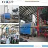 Pianta usata di raffinazione del petrolio del motore a diesel da Disitllaiton 10ton