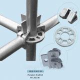 Высокое качество всесторонних Scaffoldings системы стальной структуры замка