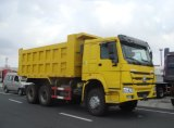 Caminhão de descarga da roda 336HP 18m3 de Sinotruk HOWO 6X4 10