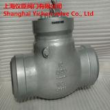 Válvula de retenção de aço forjada de vedação de pressão
