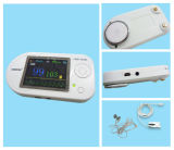 Estetoscópio-Telemedicina visual Multi-Functional baseada no PC sem fio