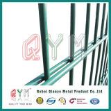 868対に金網の囲うか、または電流を通された鋼鉄両刃ワイヤーパネルの塀