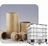 Colla adesiva del tubo di carta a base d'acqua per il cartone ondulato