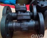 A105 forjou a válvula de verificação pequena de aço do tamanho do balanço/pistão