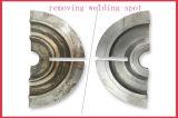 타이어 형 철길을%s 고속 긴 초점 깊이 섬유 맥박이 뛴 Laser 청소 기계
