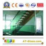 5~12mm Gehard glas Aangemaakt die Glas voor Badkamers/Meubilair/Omheining, enz. wordt gebruikt