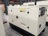 gerador 41kVA Diesel ultra silencioso com o motor de Isuzu para o uso Home & industrial