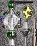 De Collector van de nectar met Pedanten Domeles van de Pijpen van het Glas van de Pijpen van het Glas de Rokende