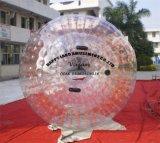 Раздувной Bumper шарик Zorb и гигантский шарик футбола пузыря