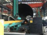 Tubo d'acciaio saldato longitudinale di grandi formati di alta qualità