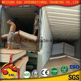Bb/Bb, BB/CC una pressa calda di volta per il compensato imballaggio/decorativo Plb/PA/Okoume/Bingtangor