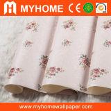 Nuevos papeles pintados de los papeles de empapelar de la decoración de la pared del diseño del hogar de la llegada