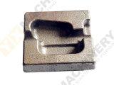 Mecanizado de acero forjado Maquinado de piezas elevador