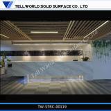 Zeitgenössischer Entwurfs-Salon-Empfang-Kostenzähler mit SGS-Bescheinigung (TW-071)