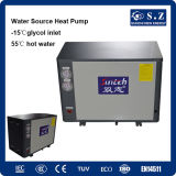 10kw/15kw/20kw地熱地上ソース熱システム