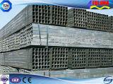 Hohles Quadrat des Kapitel-ASTM und rechteckiges Kohlenstoffstahl-Gefäß (FLM-RM-026)