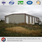 Prefabricated 가벼운 강철 구조물 저장 건축