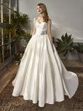 Коктеил выпускного вечера вечера шарика сатинировки Wedding Bridal платье
