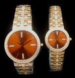 水晶腕時計