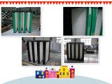 高力形成されたプラスチックVパネル(静的な)フィルター