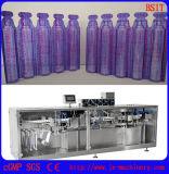 Empaquetadora de relleno líquida de lacre de la ampolla potable plástica (una velocidad más inferior DSM)