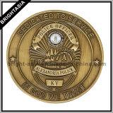 Custom 3D две стороны медали для рекламных подарков (BYH-10780)