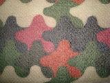 인쇄 단 하나 테리 양털 뜨개질을 하는 직물