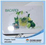 Do animal de estimação plástico do ABS do PVC do ISO 9001 cartões materiais do metro