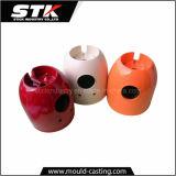 Tapa de la luz de la aleación de aluminio moldeado a presión (STK-14-AL0057)