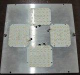 50W 6500K 순수한 백색 사각 LED 작동 사무실 룸 천장 빛 닫집 정착물