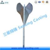 Ángulo de acero inoxidable de alta calidad con Hot Galvaning anclaje