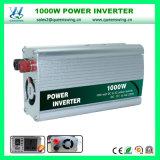 1000W de draagbare Omschakelaars van de Macht van de Omschakelaar Auto (qw-1000MUSB)