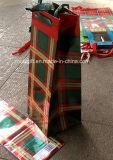 Personalizados de alta qualidade Garrafa de Vinho brilhante Dom Saco de papel