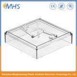 Modo Single-Process PC molde plástico injecção de polimento de precisão peça sobressalente