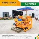 Dongyueの移動式煉瓦作成機械Hedong Qtm6-25の機械装置のグループ
