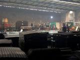 Tapis en caoutchouc pour gymnase fabriqué en Chine