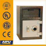 Coffre de dépôt à chargement frontal avec serrure à combinaison Lagard (FL2014M-C)