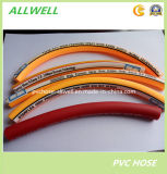 Шланг для подачи воздуха 8.5mm давления PVC гибкий высокий