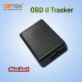 GPS van de Schakelaar van Obdii het Systeem van het Alarm met Automatisering van het Slot van de Odometer de Centrale (WL)
