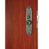 별장과 외부 문을%s 큰 격판덮개에 있는 높은 안전 아연 합금 입구 Handlesets 자물쇠