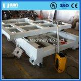 Große CNC-Maschinerie, die Mittelchina 5axis CNC-Fräser-Maschine aufbereitet