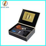 熱いSelling Best Quality E Pipe E Cigarette、Gift Packing BoxのWood E Pipe