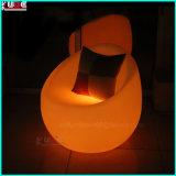 현대 LED 옥외 가구 플라스틱 LED 소파