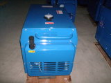 Genour 힘 5.5kVA 6kVA Ultra Silent Diesel Generator Air Cooled
