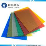Plastic Comité van PC van het Polycarbonaat van 100% het Verse Materiaal Berijpte